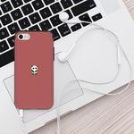 [아이폰6+]NBH-56 귀여운 미니 팬더 버건디 슬라이더