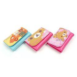 리락쿠마 큐티 지갑