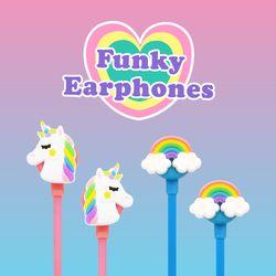 Funky-Earphone [2종]