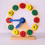 교육용 모형시계 학습완구 시계놀이 교구