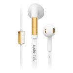 TVA(티바) 화이트 오픈형 이어폰