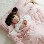 [쟈니스타]사계절용 일체형 낮잠이불 메리도트 핑크
