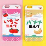 일본우유 3D곡면 하드 아이폰 시리즈 옵션 추가