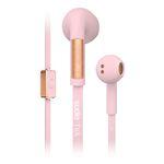 TVA(티바) 핑크 오픈형 이어폰