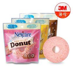 [3M]넥스케어 도넛 스펀지딸기바닐라초코