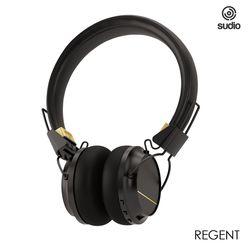 REGENT(리젠트) 블랙 블루투스 헤드폰
