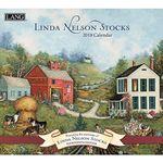 2018 벽걸이 달력 - Linda Nelson Stocks