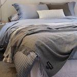 Stripe Modal Bedding Set.6color   Q풀세트