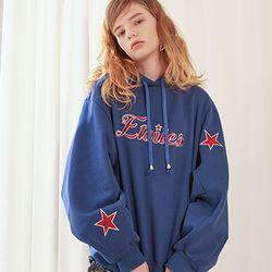 Etoiles Hoodie [Blue]