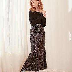 Spangle Mermaid Skirt