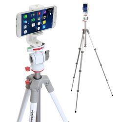VT-350M 트레커 삼각대+VCM-W563G 스마트폰 홀더 SET
