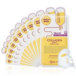 메디힐 콜라겐 임팩트 에센셜 마스크팩