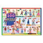 어린이퍼즐 이부 전세계 어린이들 100피스