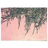 패브릭 천 포스터 F090 식물 그린 아이비 [중형]