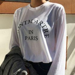 마르트몽 티셔츠 (t3831)