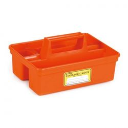 Storage Caddy 오렌지