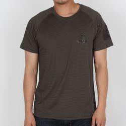 SOS T-shirt - Smoky Grey