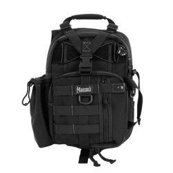 Mini Transformer Sling Bag - Black