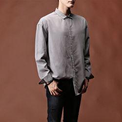 [매트블랙] 에릭 히든 텐셜 셔츠
