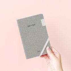 2018 데이바이데이(pocket)ver.2  포켓+스티커
