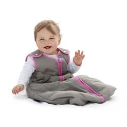 Baby Deedee Sleep Nest (Slate Pink)