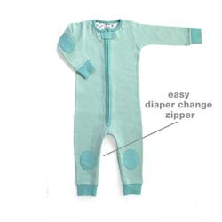 Baby Deedee Sleepsie Long (Mint)