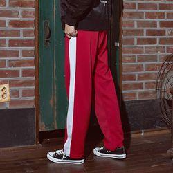 crump line track pants(CP0030-2)