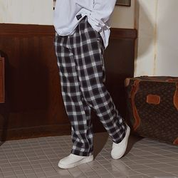 crump x thisrespect check pants(CP0032)