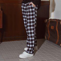 crump x thisrespect check pants(CP0032-1)