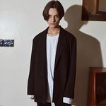 crump overfit classic jacket(CO0006)