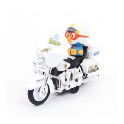 뽀로로 경찰오토바이