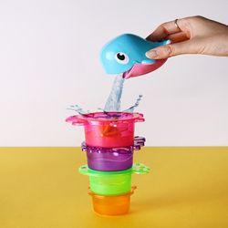 물놀이 컵쌓기 목욕장난감 아기단체선물 장난감