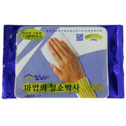 다목적 티슈 크리너 마법의 청소박사 특대형 1팩(2매)