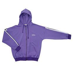 Premium Oversize Zip Jacket (purple)