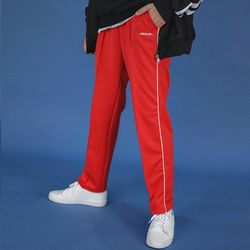 Side Line Track Pants (red)