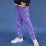 Side Line Track Pants (purple)