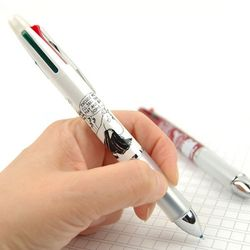 MOOMIN 무민 Dr.Grip 4+1 펜
