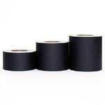 몰딩 시트지 솔리드 블랙 (GSL522M) (폭)15cm