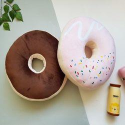 도넛 방석 쿠션