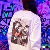비틀즈프린팅 티셔츠 (2colors)