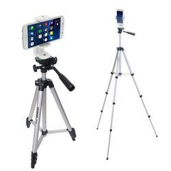 KM-543 키큰 삼각대 + VCM-W563G 스마트폰 거치대 SET