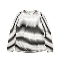 Ocean Stripe Ts BLACK