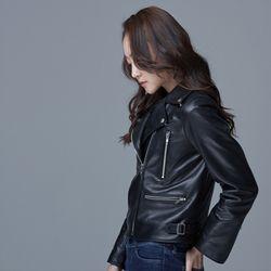 Basic Rider jacket for Woman (Black)