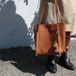 Tassel minimal bag