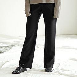 FW Wide Leg Pants - Black