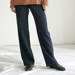 FW Wide Leg Pants - Navy