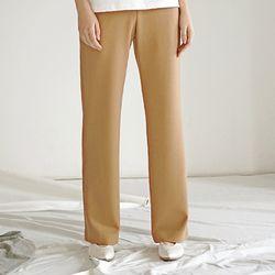 FW Wide Leg Pants - Beige
