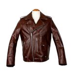 D-Pocket rider jacket (Brown)