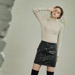 Two pocket skirt