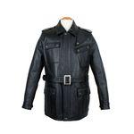 Motorcycle jacket (Black)